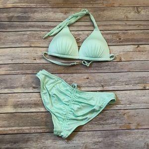 B. Swim Mint Two Piece Swimsuit